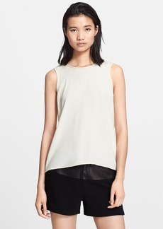 rag & bone 'Harper' Split Back Sleeveless Top
