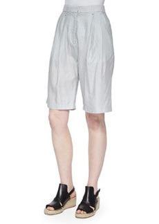 Rag & Bone Hemstead Striped Long Shorts