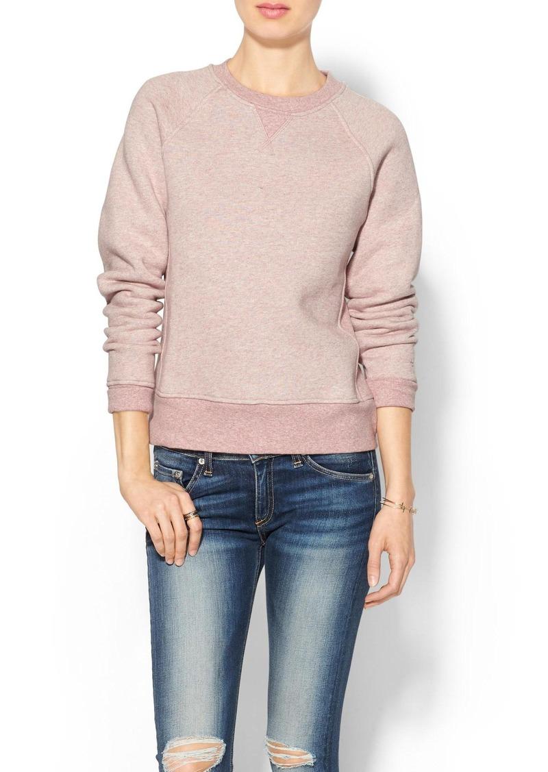 Rag Bone Rag Bone Langford Sweatshirt Dress Shirts