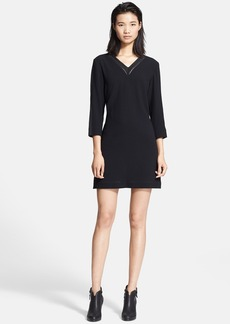 rag & bone 'Lydia' Satin Trim Dress