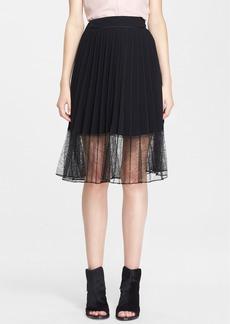 rag & bone 'Lyndale' Accordion Pleat Skirt