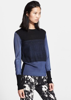 rag & bone 'Marissa' Colorblock Sweater