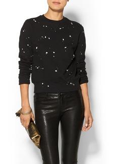 Rag & Bone Splatter Paint Sweatshirt