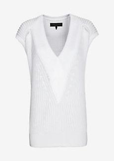 rag & bone Talia V-Neck Sweater Vest