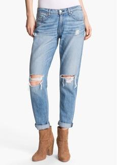 rag & bone/JEAN Boyfriend Jeans (Moss)
