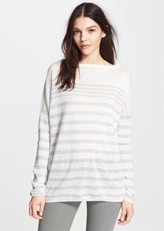 rag & bone/JEAN 'Christa' Stripe Pullover
