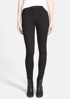 rag & bone/JEAN High Rise Leggings (Black)