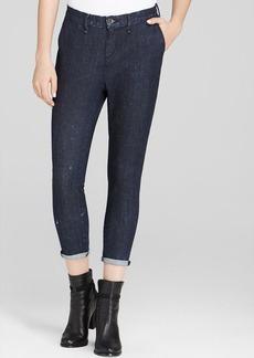 rag & bone/JEAN Jeans - Dash Trouser in Ice Blue Wash