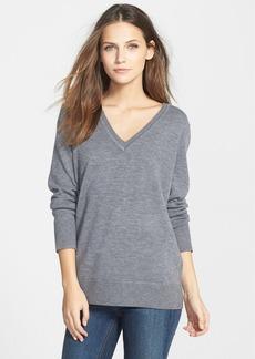 rag & bone/JEAN 'Natalie' Merino Wool V-Neck Sweater