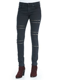 rag & bone/JEAN Ordaz Skinny Zipper Jeans
