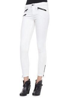 rag & bone/JEAN RBW 23 Cropped Zip-Pocket Jeans (Stylist Pick!)