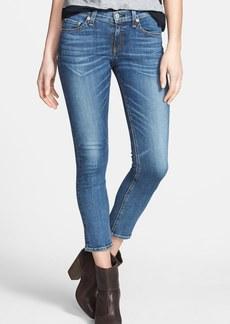 rag & bone/JEAN Skinny Crop Jeans (Sonoma)