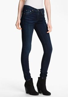 rag & bone/JEAN Skinny Stretch Jeans (Woodford)