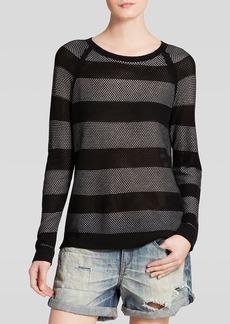 rag & bone/JEAN Sweater - Nikki Stripe