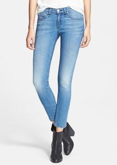 rag & bone/JEAN 'The Capri' Cropped Skinny Jeans (Whitby)