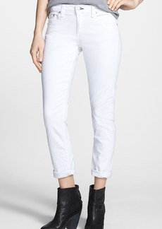 rag & bone/JEAN 'The Dre' Skinny Jeans (Aged Bright White)