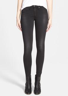 rag & bone/JEAN 'The Legging' Skinny Stretch Jeans (Metal)