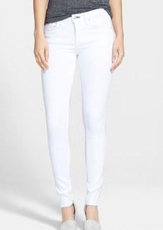 rag & bone/JEAN 'The Skinny' Jeans (Bright White)