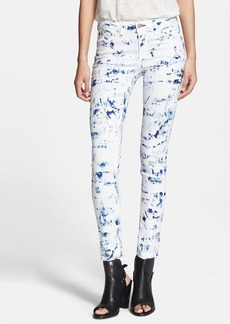 rag & bone/JEAN 'The Skinny' Low Rise Skinny Stretch Jeans (Poole)