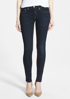 rag & bone/JEAN 'The Skinny' Mid Rise Jeans (Coventry)