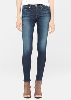 rag & bone/JEAN 'The Skinny' Stretch Jeans (Parliament)