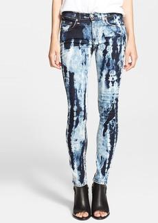 rag & bone/JEAN 'The Skinny' Stretch Jeans (Rivera)