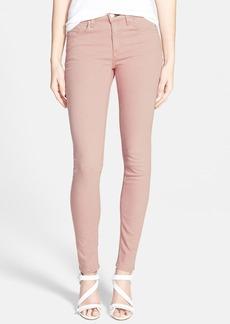 rag & bone/JEAN 'The Skinny' Stretch Skinny Jeans (Rose)