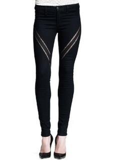 Ribbon Midnight Legging Jeans   Ribbon Midnight Legging Jeans