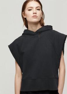 Roni short sleeve hoodie