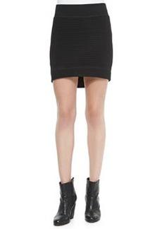 Sloane Ribbed Mini Skirt   Sloane Ribbed Mini Skirt