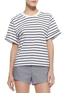 Striped Boy Tee   Striped Boy Tee