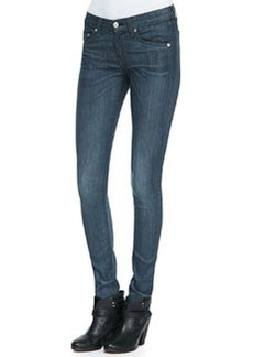 The Skinny Pinner Faded-Knee Jeans   The Skinny Pinner Faded-Knee Jeans