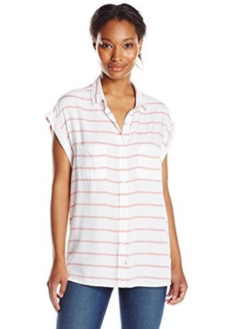 Rails Rails Women 39 S Britt Short Sleeve Button Down Shirt