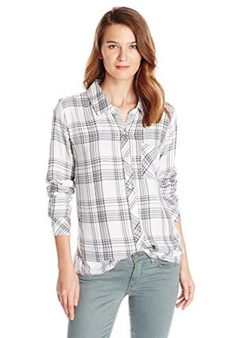 Rails rails women 39 s hunter plaid button down shirt for Women s plaid button down shirts