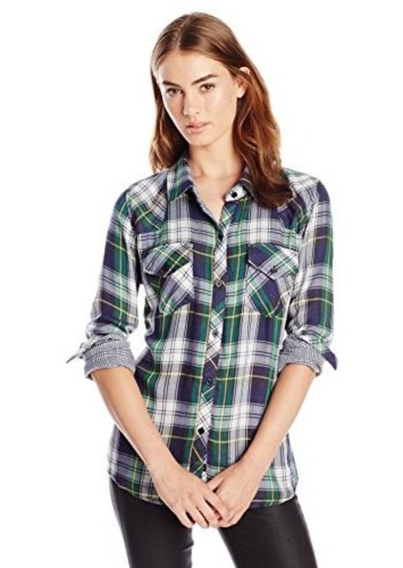 Rails rails women 39 s kendra plaid button down shirt for Women s plaid button down shirts
