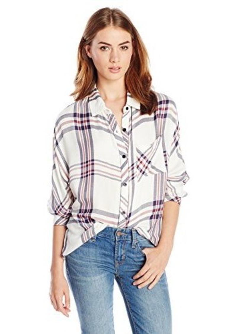 Rails Rails Women 39 S Maddox Plaid Button Down Shirt