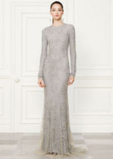 Beaded Danielson Evening Gown