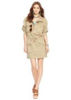 Chino Cargo Dress