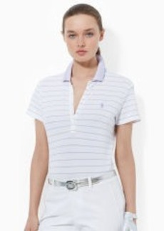 Classic-Fit Striped Polo Shirt