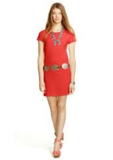 Cotton Tee Dress