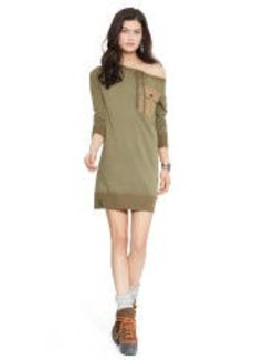 Fleece Military Dress