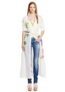 Floral Adabella Shirtdress