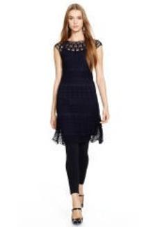 Hand-Crocheted Cotton Dress