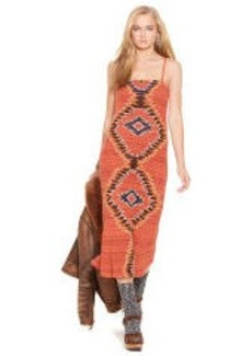 Hand-Knit Maxidress
