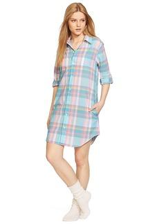 Lauren Ralph Lauren + Garden Party Woven Sleep Shirt