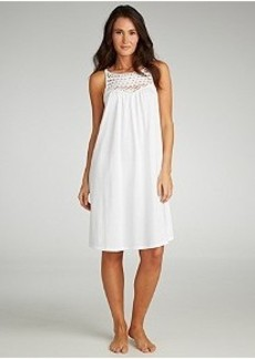 Lauren Ralph Lauren Patmos Cotton Gown