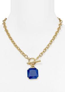 """Lauren Ralph Lauren Pendant Necklace, 18"""""""