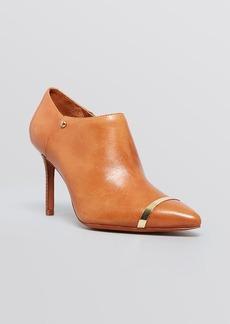 Lauren Ralph Lauren Pointed Toe Ankle Booties - Keely High Heel