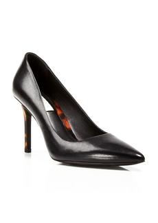 Lauren Ralph Lauren Pointed Toe Pumps - Kabree High Heel