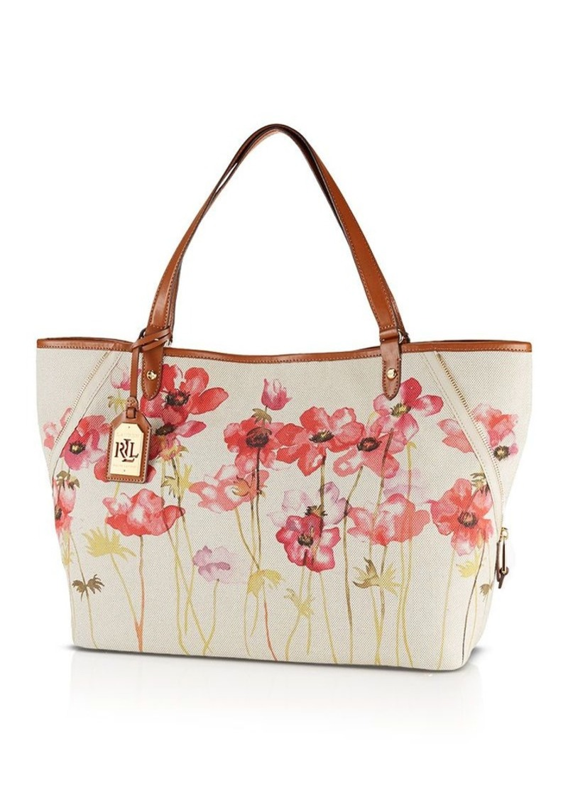 Ralph Lauren Lauren Ralph Lauren Tote - Bolton Floral | Handbags - Shop It To Me